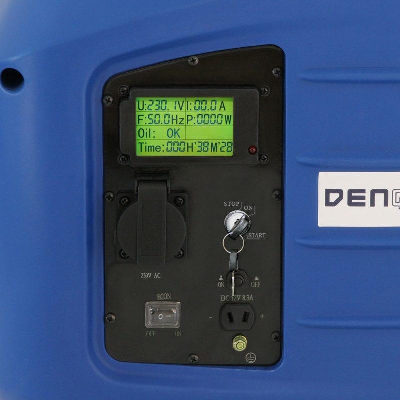 Generátor Denqbar DQ2800E