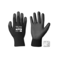 Pracovní rukavice PURE BLACK