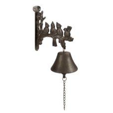 Kovový zvonek Bell 1 (26x20x10