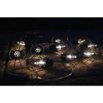 10 LED solární osvětlení – lucerny